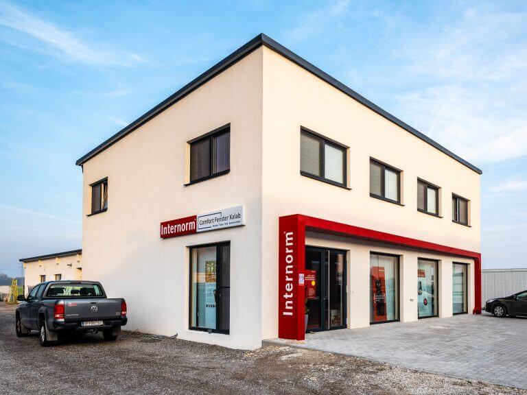 Kalab GmbH & Co KG Firmengebäude